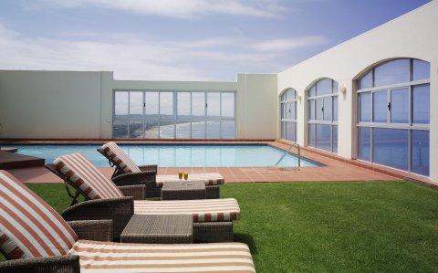 Southern Sun Elangeni & Maharani - Pool Deck