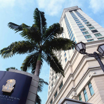 The Ritz-Carlton Kuala Lumpur Vista esterna