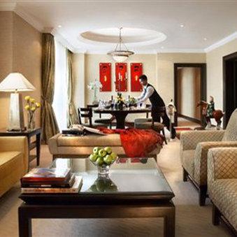 The Ritz-Carlton Kuala Lumpur Vista della camera