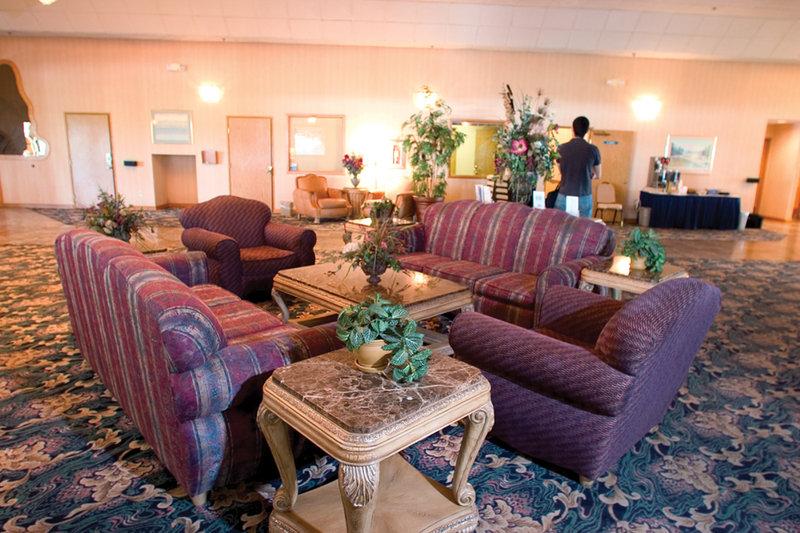 Shilo Inn Suites Hotel - Idaho Falls Lobby