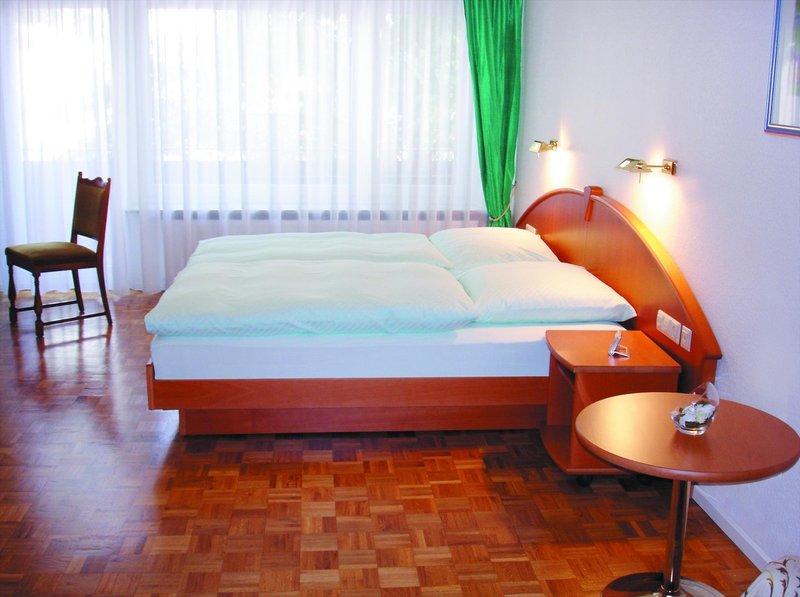 Hotel Sonne Vista della camera