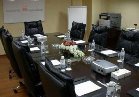 Golden Tulip Airport Hotel - Meeting Room