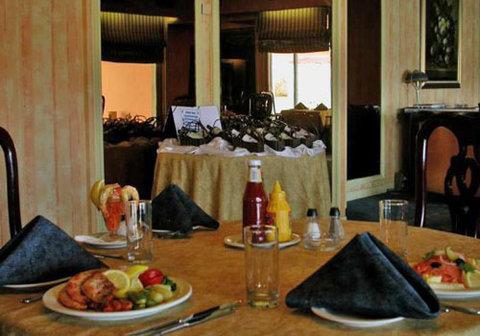 Golden Tulip Airport Hotel - Restaurant