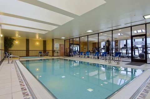 Hilton Anchorage - Indoor Swimming Pool