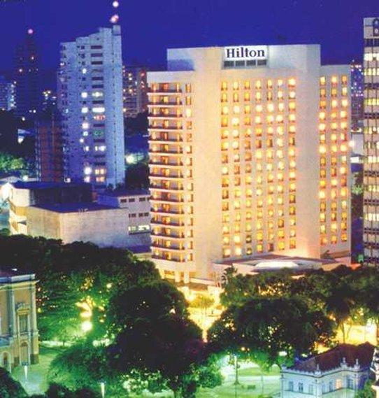 Hilton Belem Vue extérieure