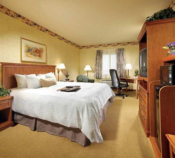 Hampton Inn & Suites Colton/San Bernardino, CA Vista de la habitación
