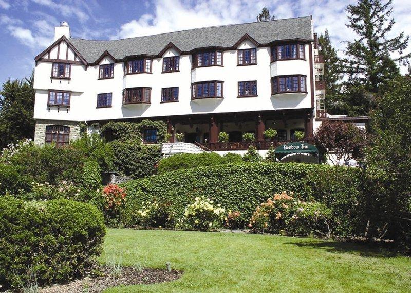 Benbow Hotel - Garberville, CA