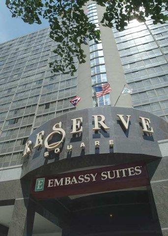 Embassy Suites Cleveland Dwtn - Exterior