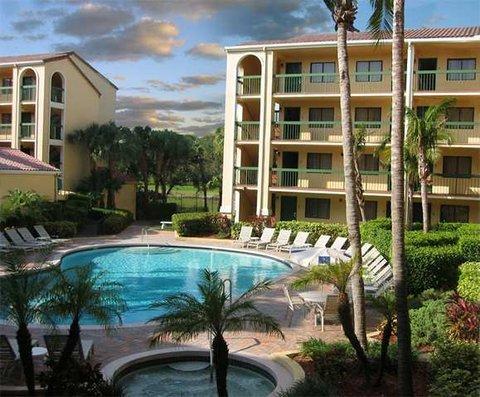 Doubletree Guest Suites Boca Raton - Recreational Facilities