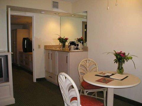 Doubletree Guest Suites Boca Raton - Suite
