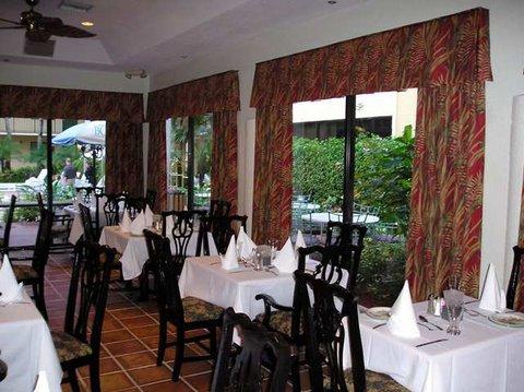 Doubletree Guest Suites Boca Raton - Restaurant