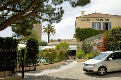 Hotel L Olivier Cannes - EXT