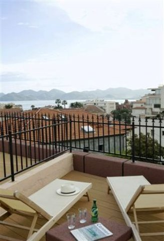 Hotel L Olivier Cannes - Terrace