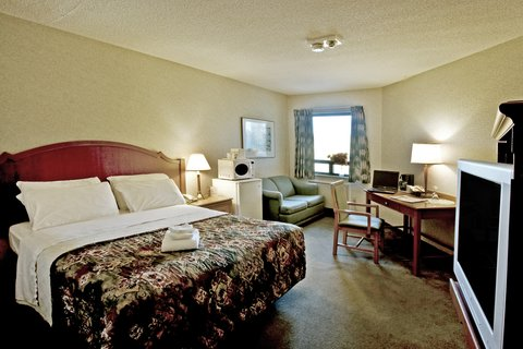 Comfort Inn Miramichi - Suite With Fireplace