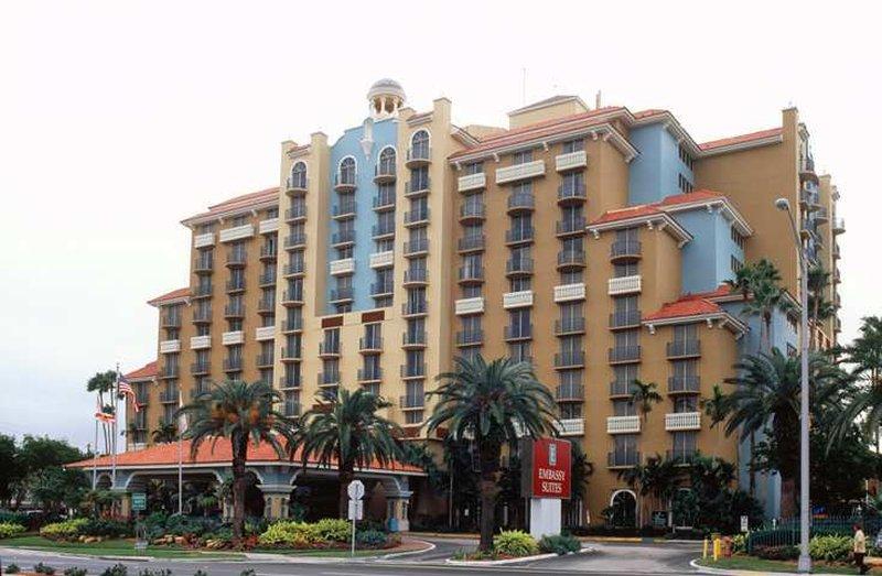 Embassy Suites Fort Lauderdale - 17th Street Außenansicht