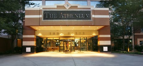 Atheneum Suite Hotel Summit Hotels and Resorts - Hotel Exterior Night
