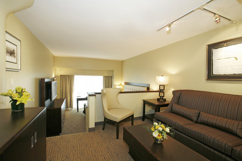 Atheneum Suite Hotel Summit Hotels and Resorts - Deluxe King