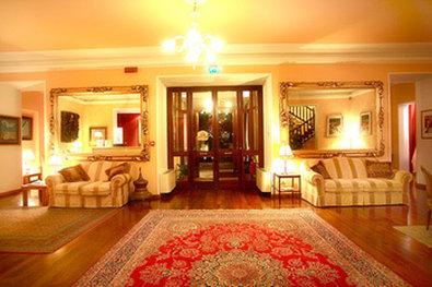 Hotel Villa Pigna - Lobby
