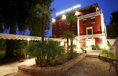 Hotel Villa Pigna - Exterior