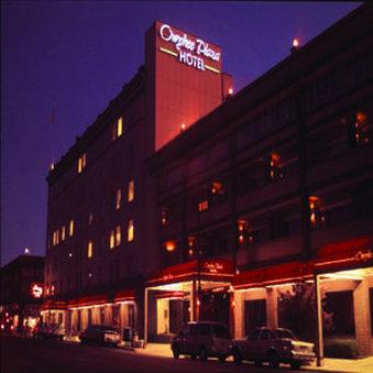 Owyhee Plaza Hotel - Exterior