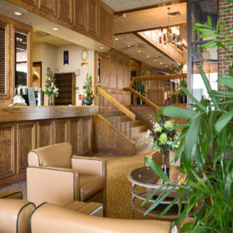 Owyhee Plaza Hotel - Lobby
