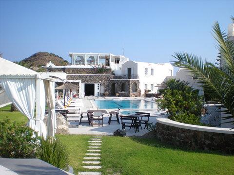 Pantheon Deluxe Villas - Hotel