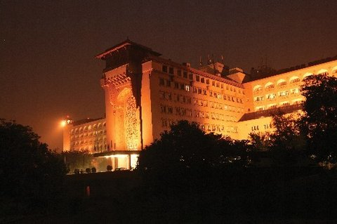 The Ashok - Exterior