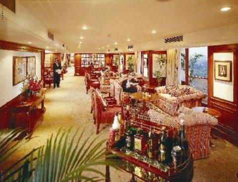 The Ashok - Executive Lounge