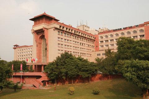 The Ashok - Exterior Day