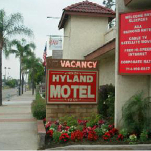 Brea&#039;s Hyland Motel
