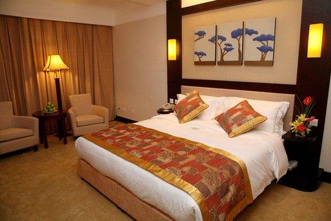 Guo Hong - -Guest Room