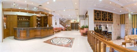Mantina Hotel - LOBBY