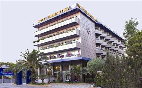 Mantina Hotel - Exterior