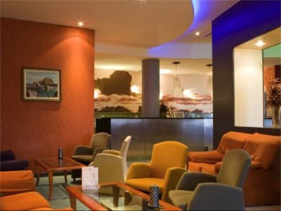 Hotel Moniz Sol ロビー