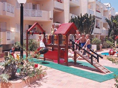 Fresh Corralejo Garden - Recreational Facility