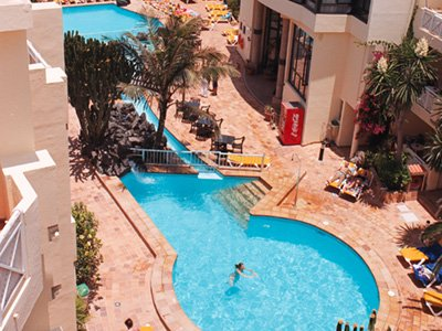 Fresh Corralejo Garden - Pool View