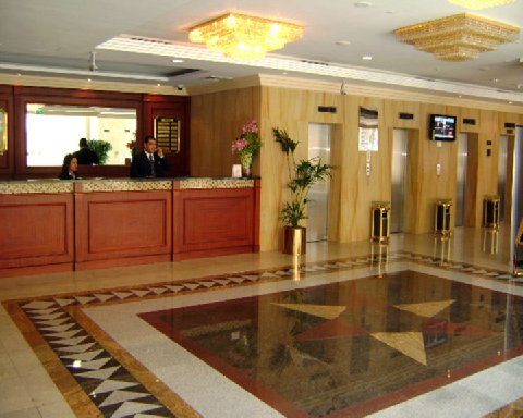 ستار مترو ديرة للشقق الفندقية - Reception