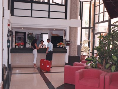 Fresh Corralejo Garden - Lobby View