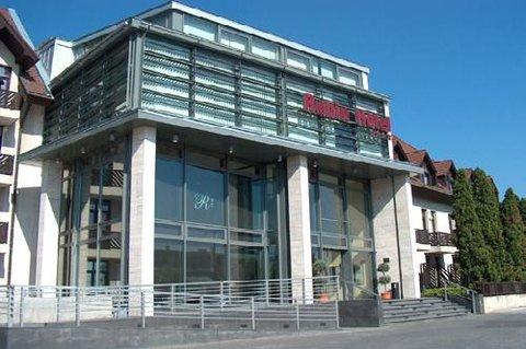 Rubin Wellness & Conference Hotel - Exterior