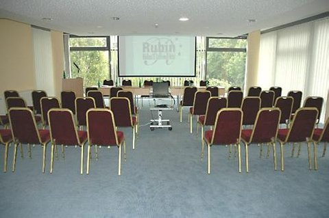 Rubin Wellness & Conference Hotel - Conference Room