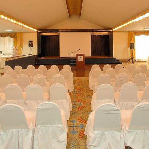 Curacao Hilton Hotel - Meeting Room