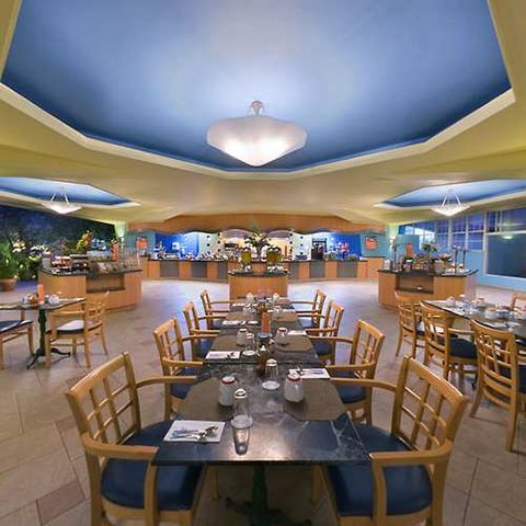 Curacao Hilton Hotel - Restaurant