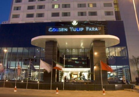 Golden Tulip Farah Casablanca - Exterior