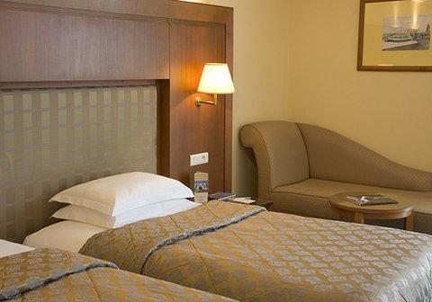 فندق جولدن تولب فرح الرباط - Guest Room