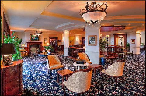 French Quarter Inn - The Lobby