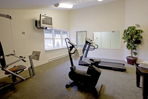 Clarion Inn & Conference Centre - Fitness Center