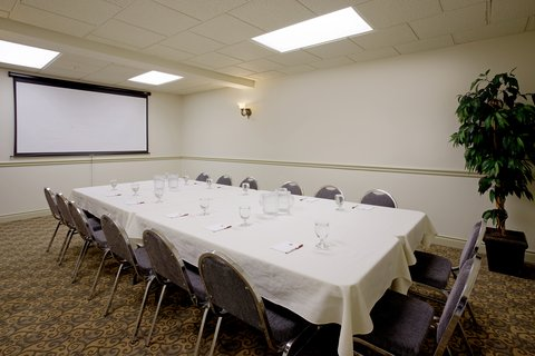 Clarion Inn & Conference Centre - Meeting Room Board Room