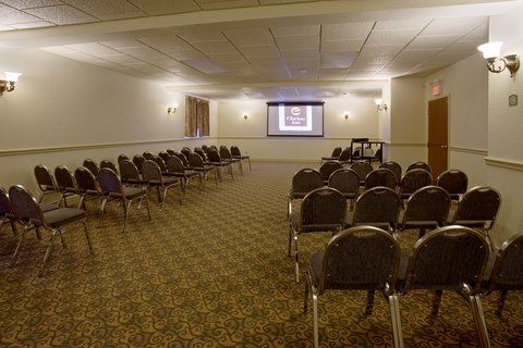 Clarion Inn & Conference Centre - Meeting Room Theatre