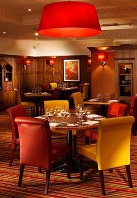 Marriott Aberdeen Hotel Ravintolat