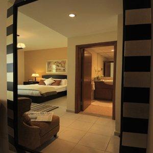 Nuran Greens Residences - Bedroom Main Mirror Shot